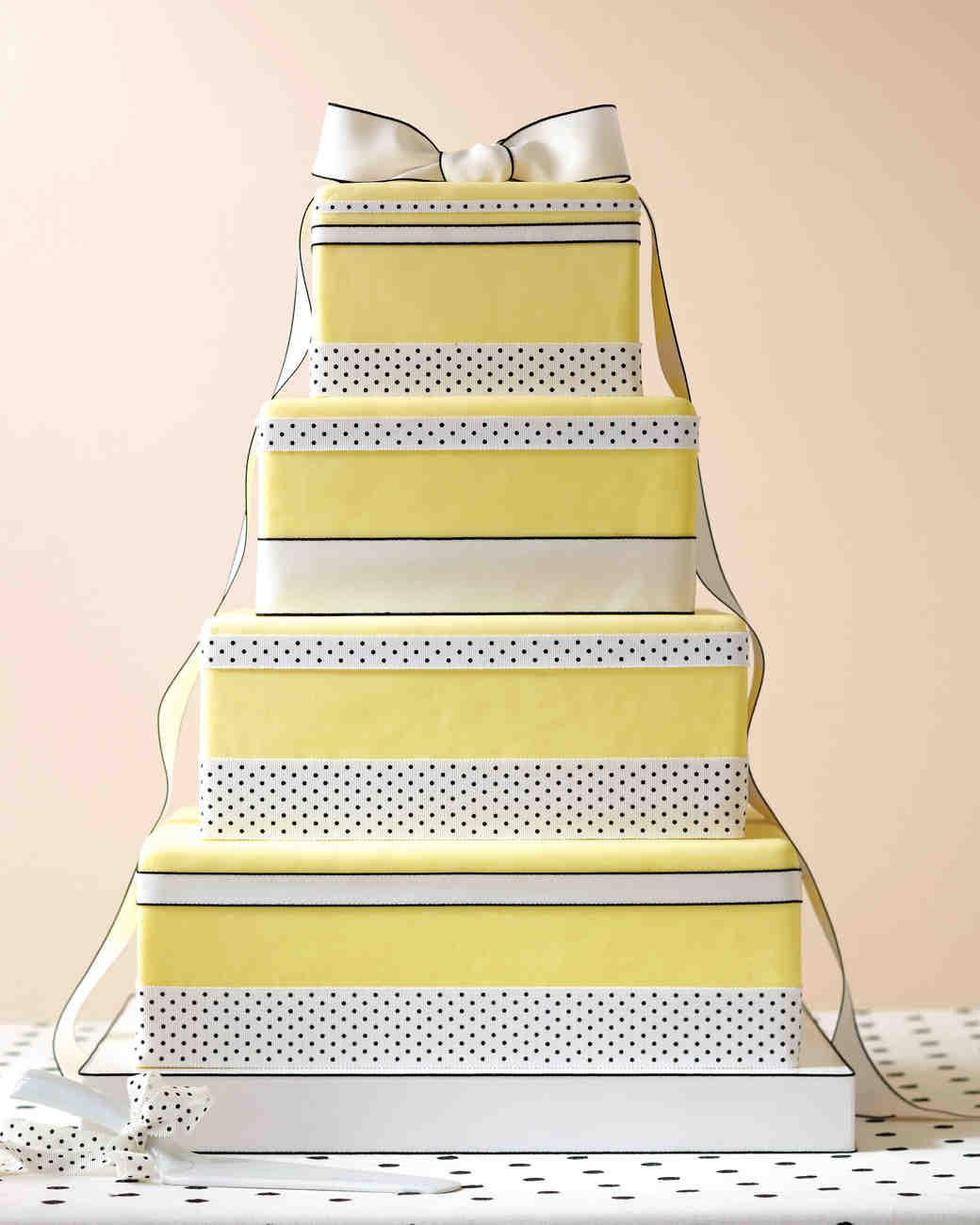 9 Wedding-Worthy Cake-Decorating Ideas | Martha Stewart Weddings
