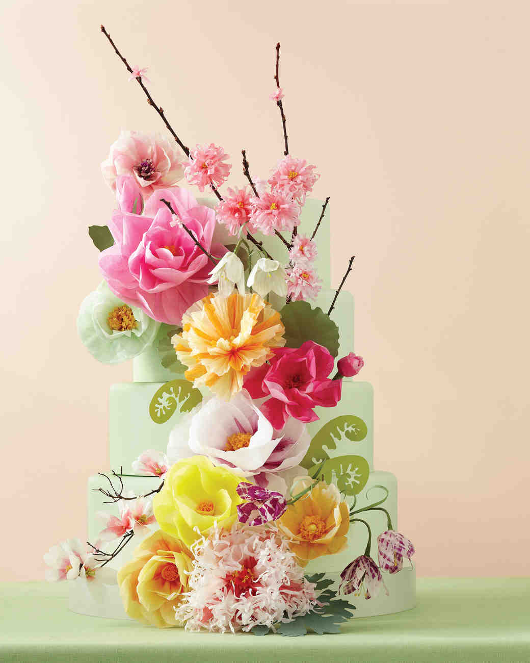 11 DIY Wedding Cake Ideas That Will Transform Your Tiers Martha