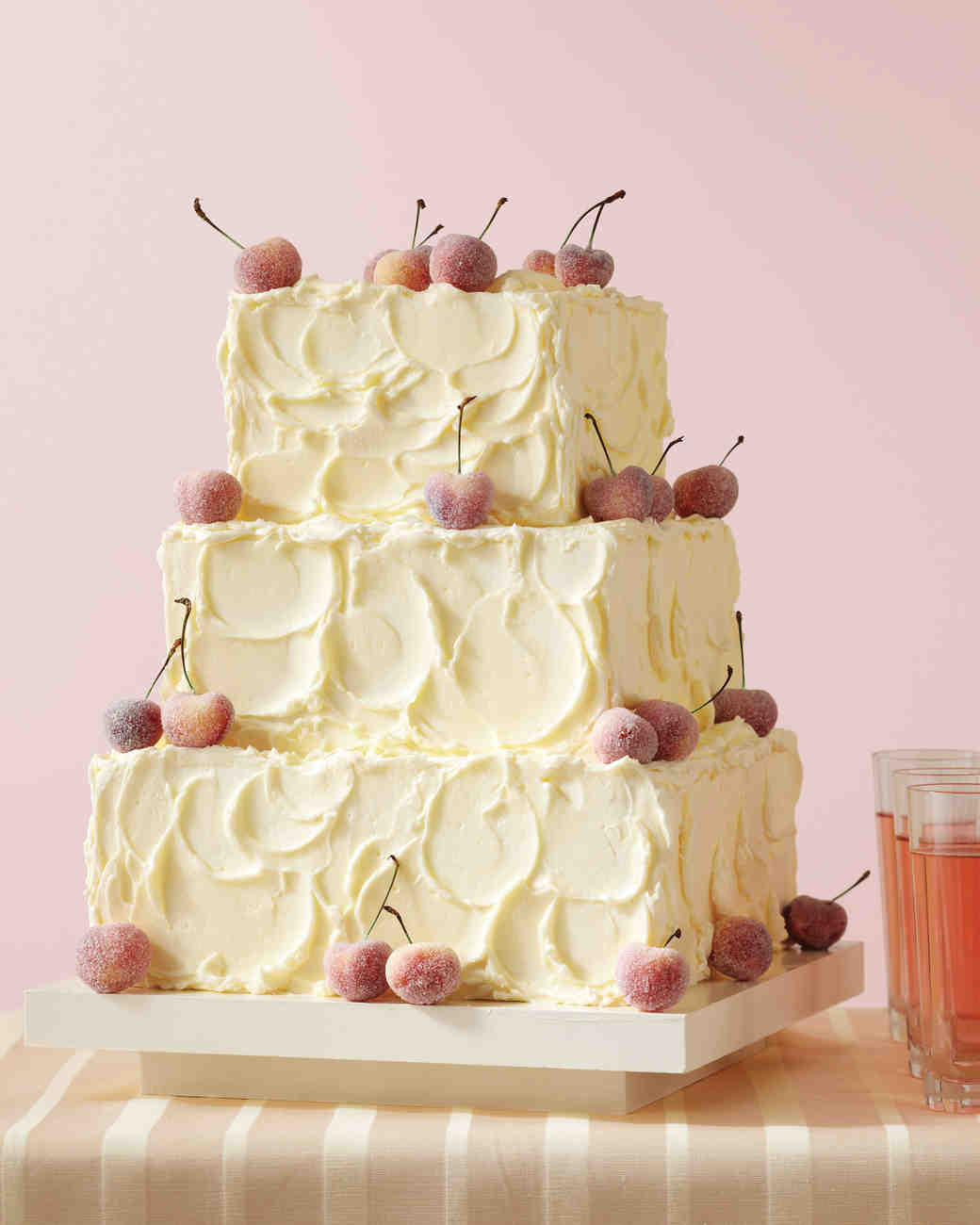9 Wedding-Worthy Cake-Decorating Ideas | Martha Stewart Weddings