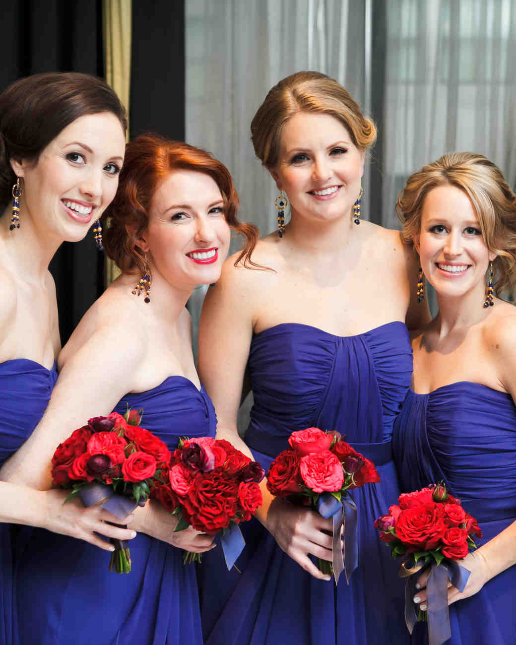 Vintage Wedding Dresses Chicago: A Glamorous New Year's Eve Destination Wedding In Chicago
