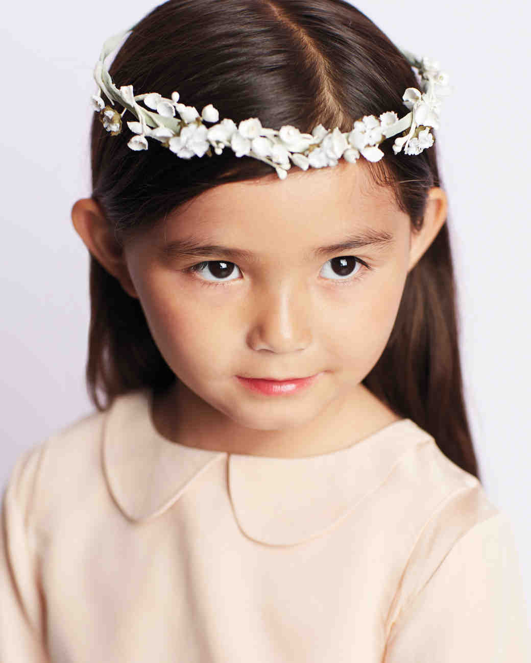 Flower girl accessories little ones will love martha stewart weddings izmirmasajfo