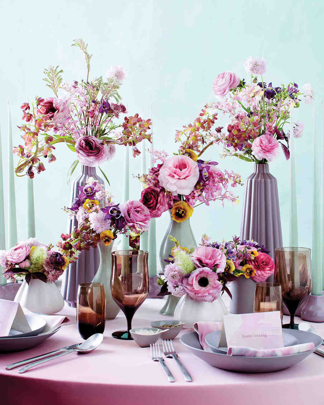 Flowers For Wedding Table Centerpieces: Wedding Flower Ideas For Every Style Of Bride