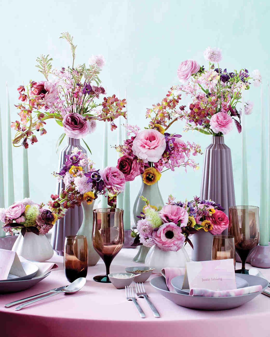 Wedding Flower Ideas For Every Style Of Bride Martha Stewart Weddings