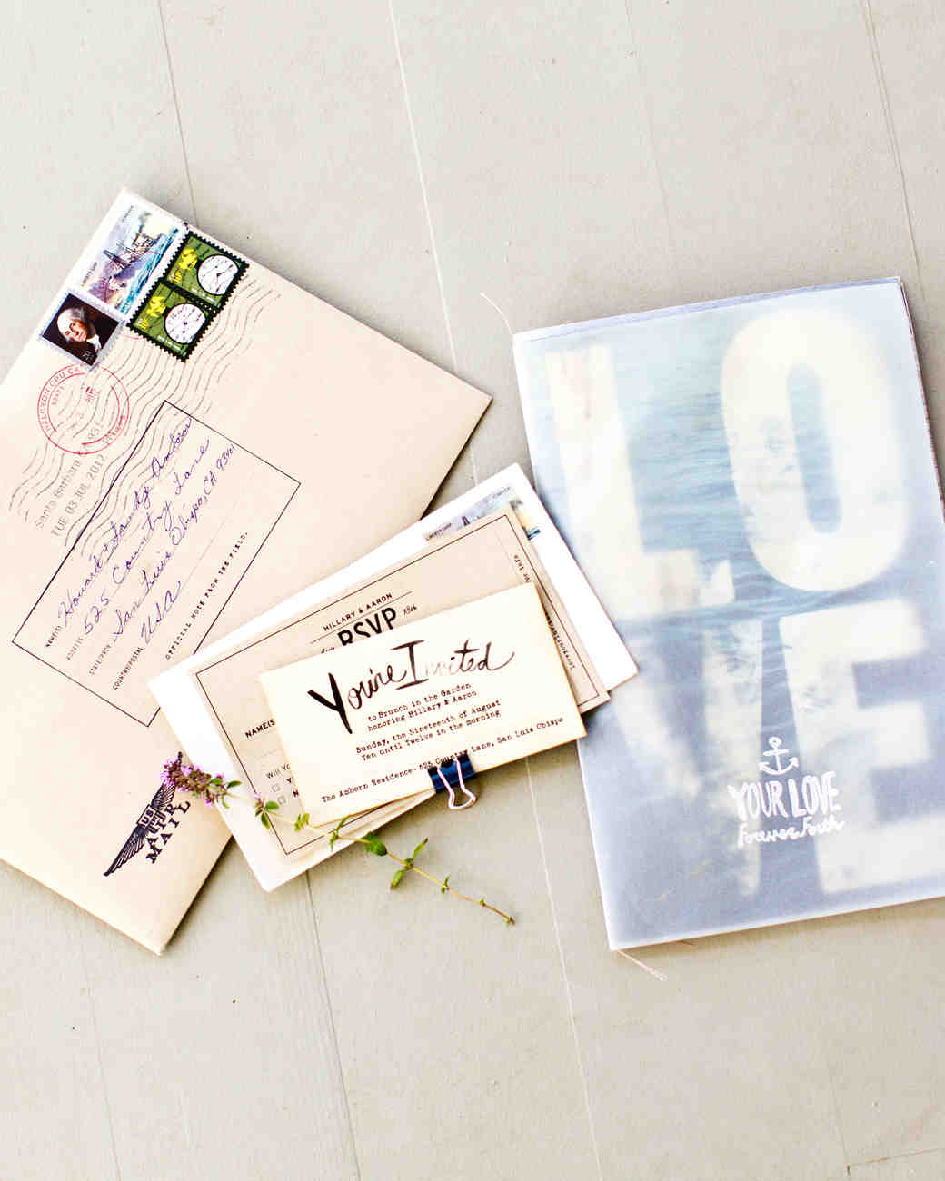 invitation etiquette - When To Mail Wedding Invitations