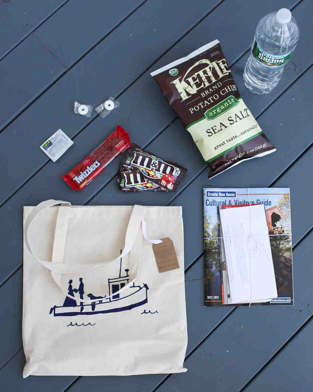 hometown welcome bag