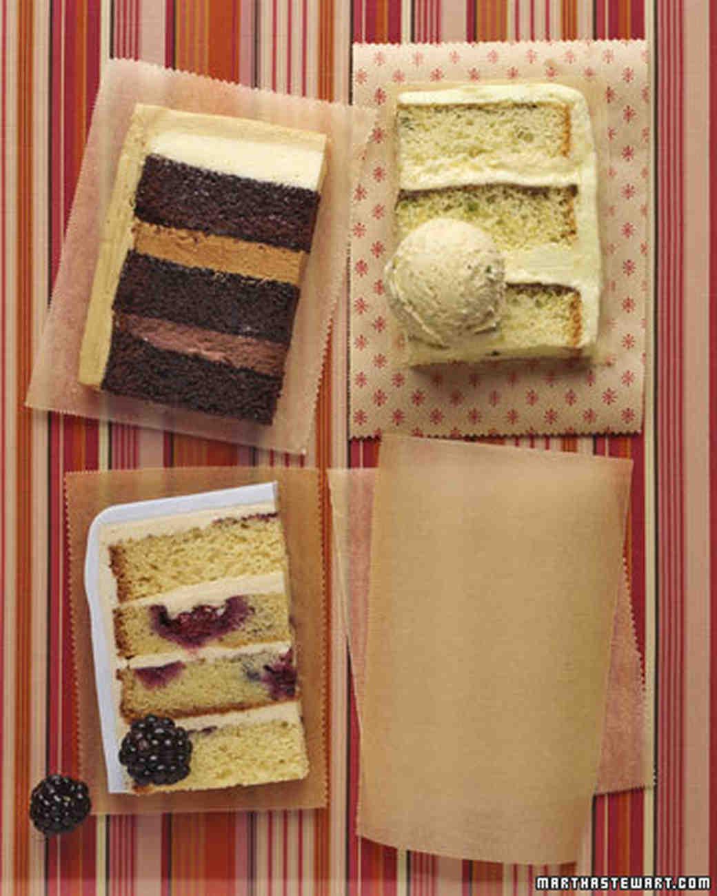 Blackberry Buttermilk Cake