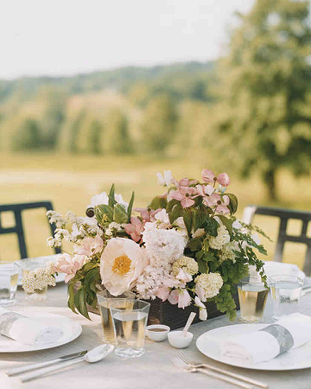 Editors Favorite Centerpieces From Real Weddings Martha