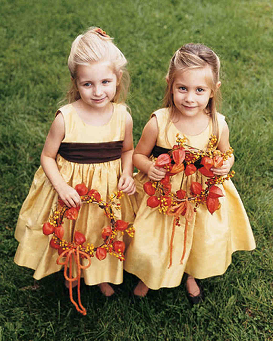 The best dressed flower girls from real weddings martha stewart the best dressed flower girls from real weddings martha stewart weddings izmirmasajfo