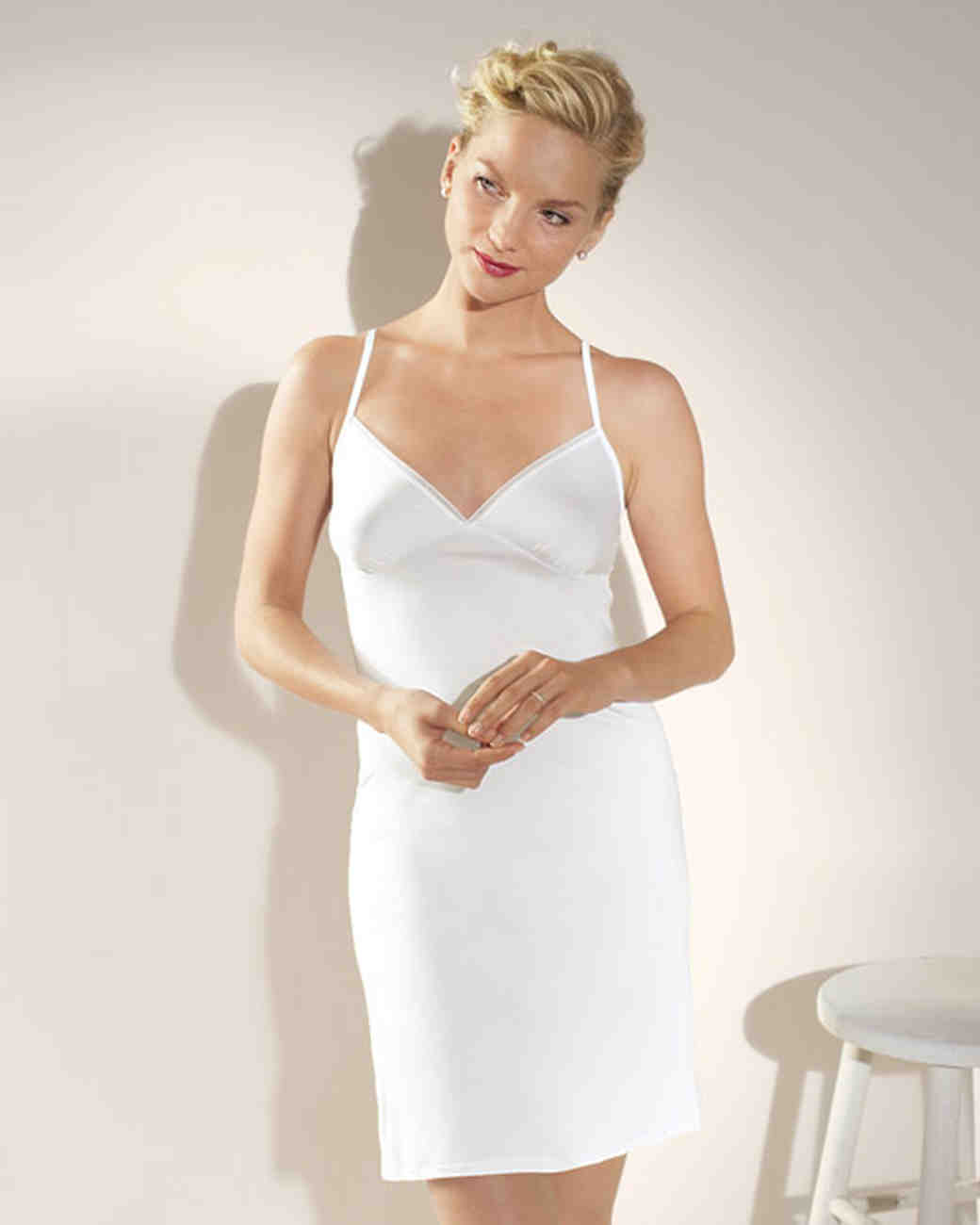 The Best Undergarments | Martha Stewart Weddings