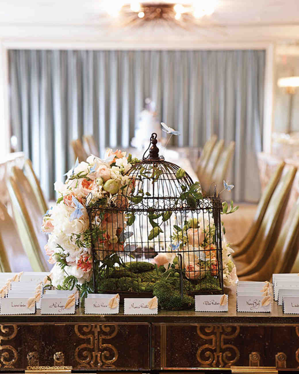 Bridal Shower Tips from the Experts | Martha Stewart Weddings