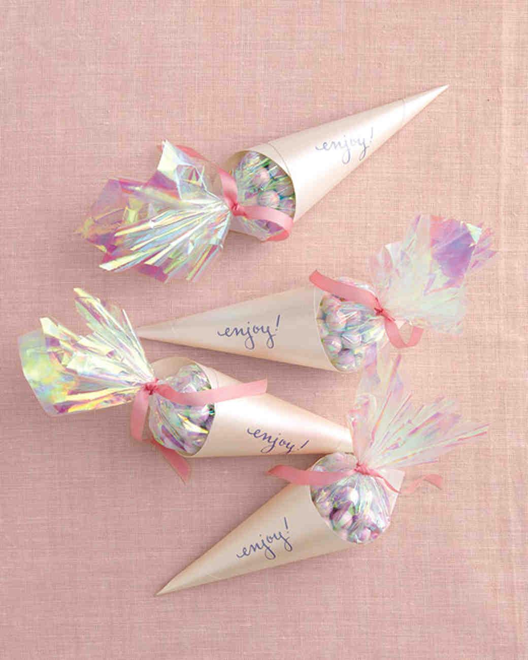 Favor Packaging Clip Art and Templates | Martha Stewart Weddings