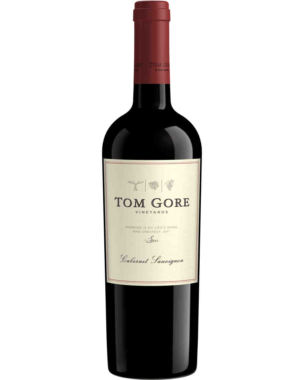 tom gore red wine