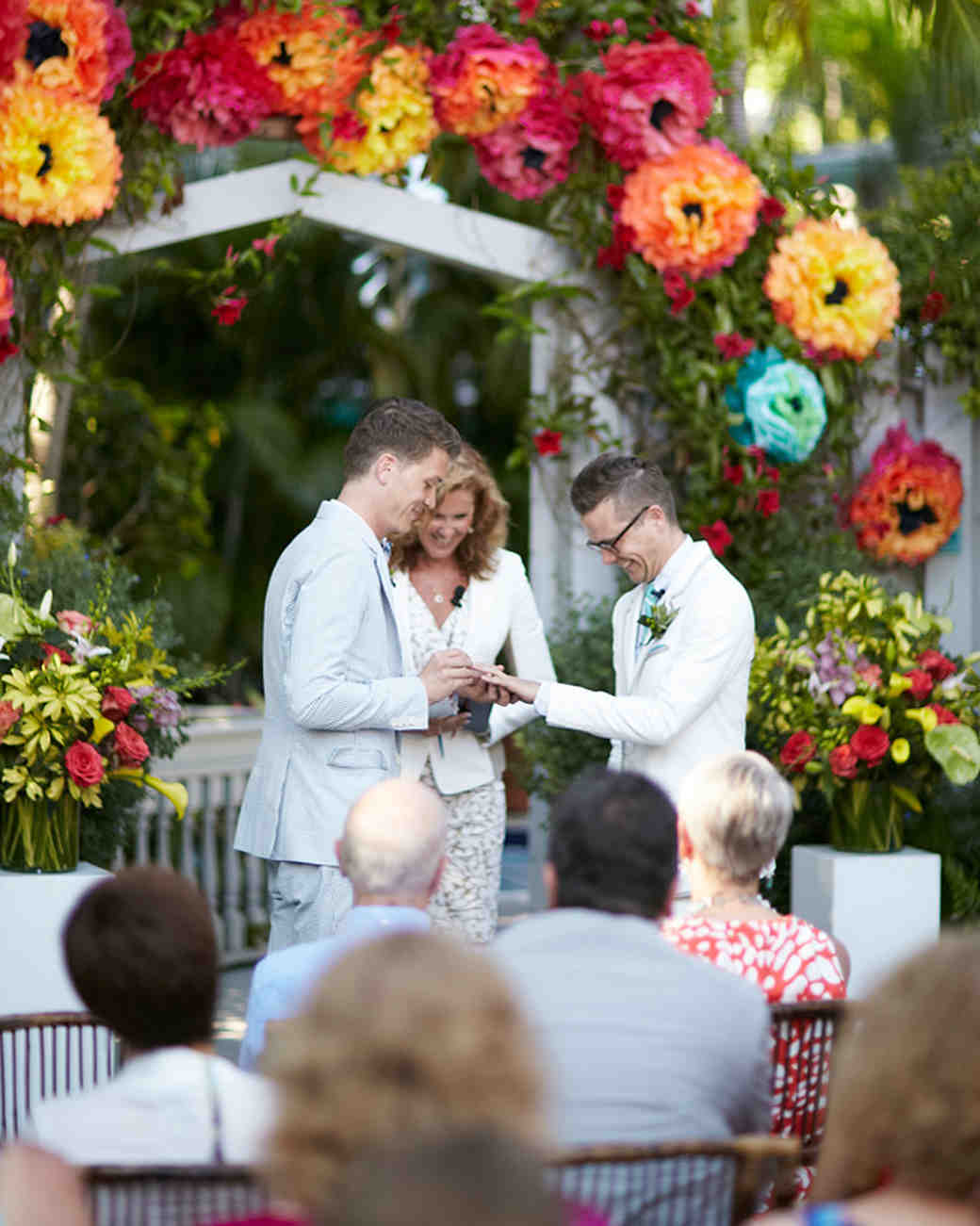 gay wedding decorations your same wedding etiquette questions answered 4459