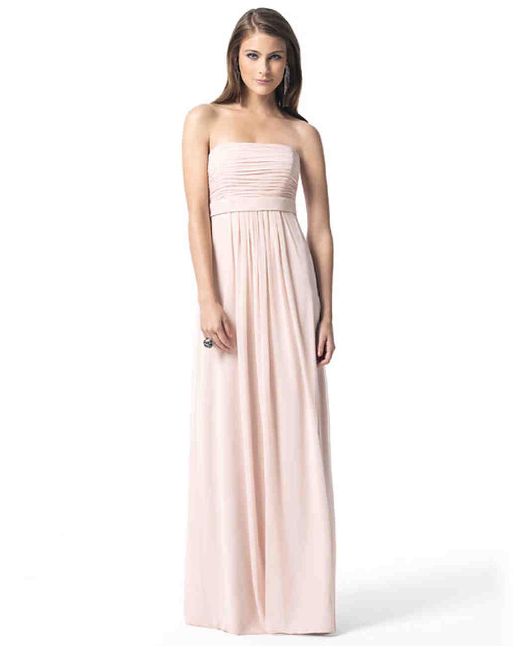 Bridesmaid Dresses For Beach Weddings Martha Stewart Weddings
