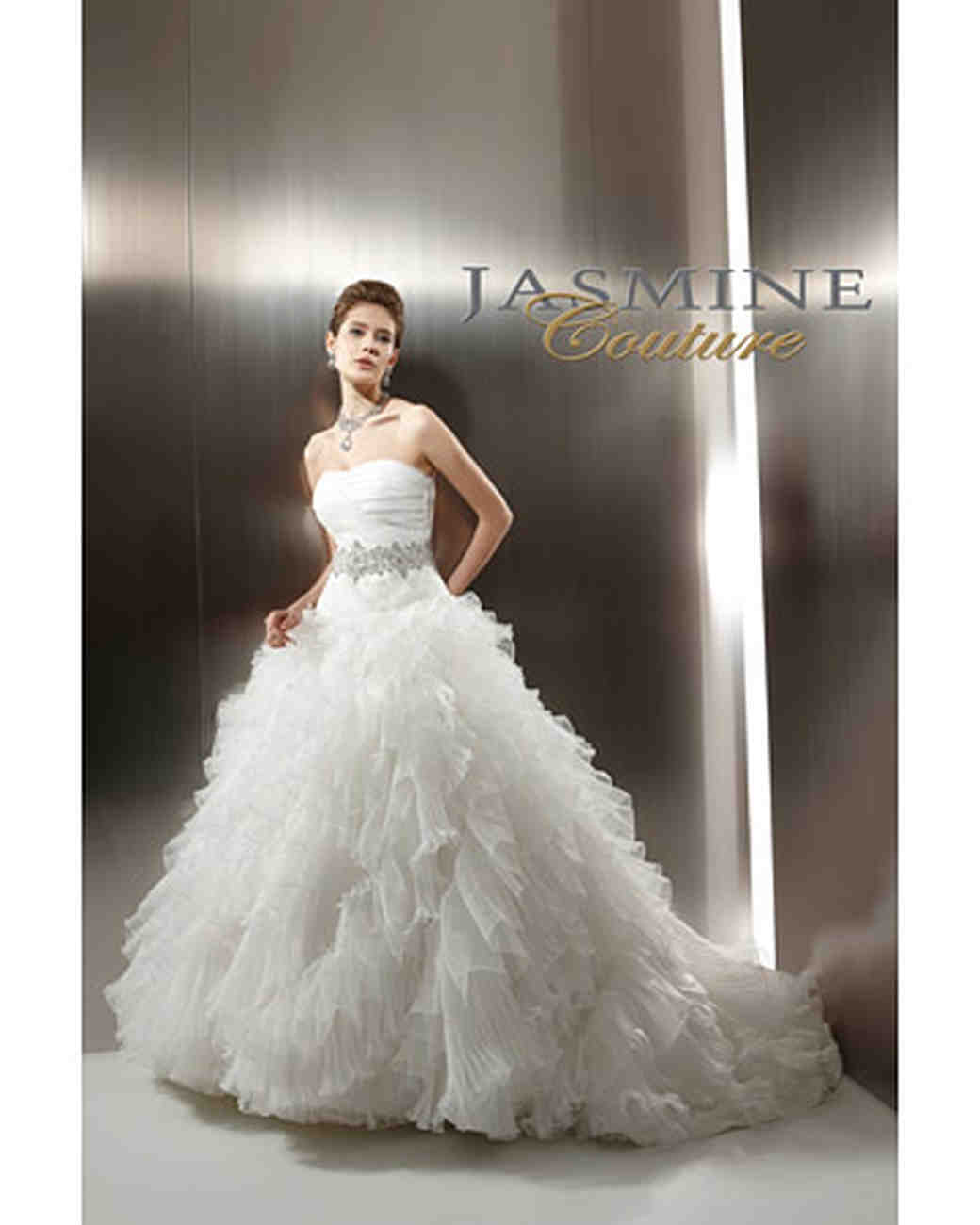 569b2f03fd3 Ball Gown. jasminebridal.com. Photography  Jasmine collection