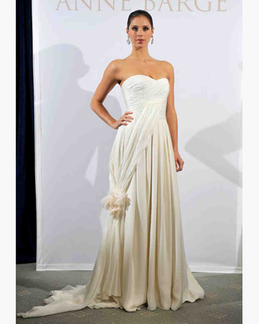 Grecian Style Wedding Gown: Grecian Style Gown Trends From The Spring 2010 Collections