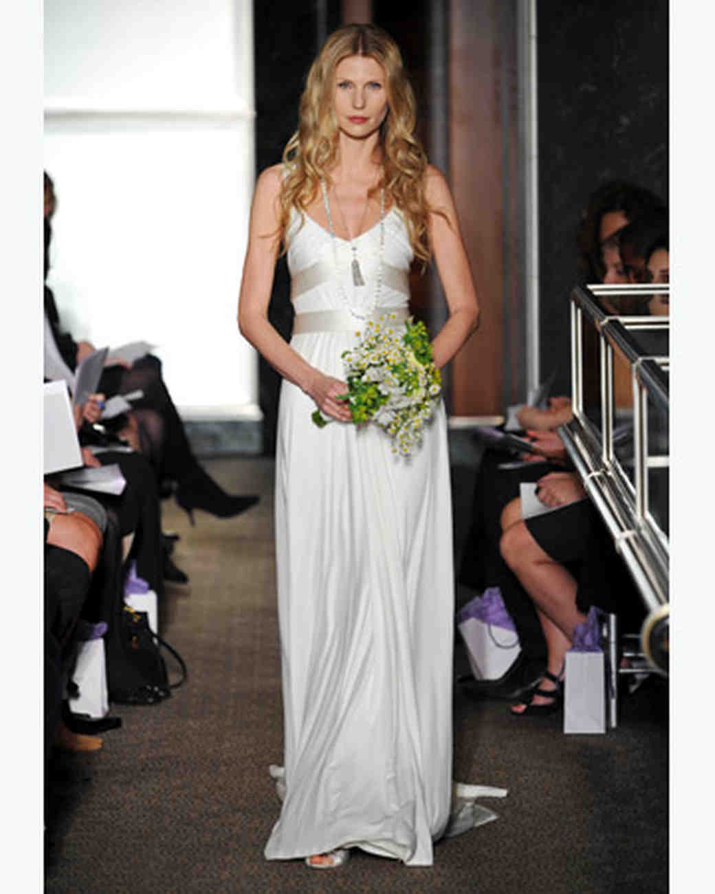 Carolina Herrera Spring 2010 Wedding Dresses Collection