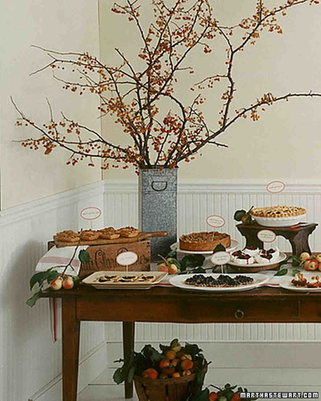 Twigs and branches wedding ideas martha stewart weddings reviewsmspy