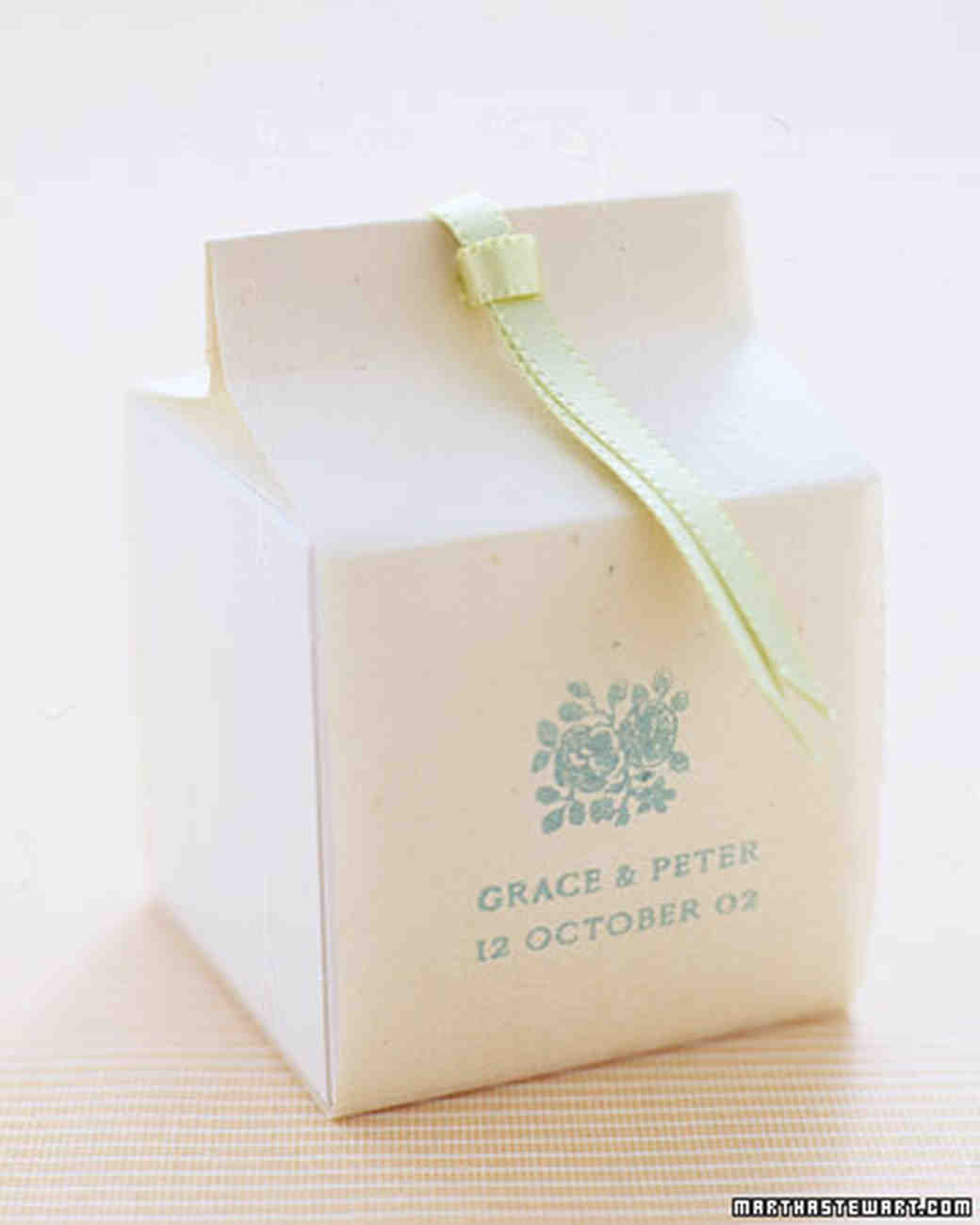 White Wedding Decorations and Favors | Martha Stewart Weddings