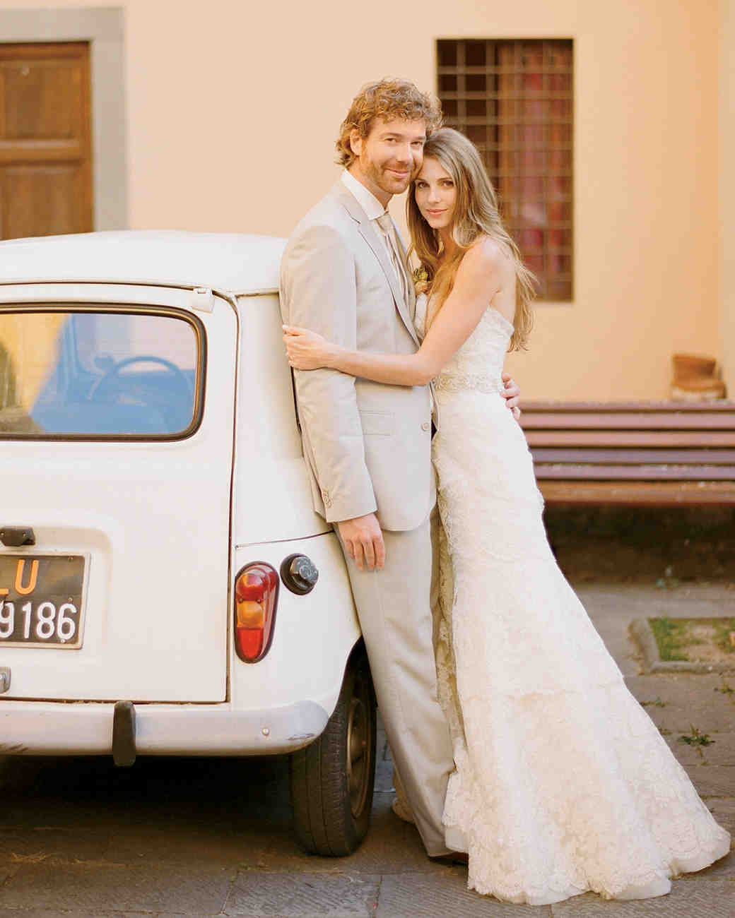 An Intimate and Whimsical Destination Wedding in Italy