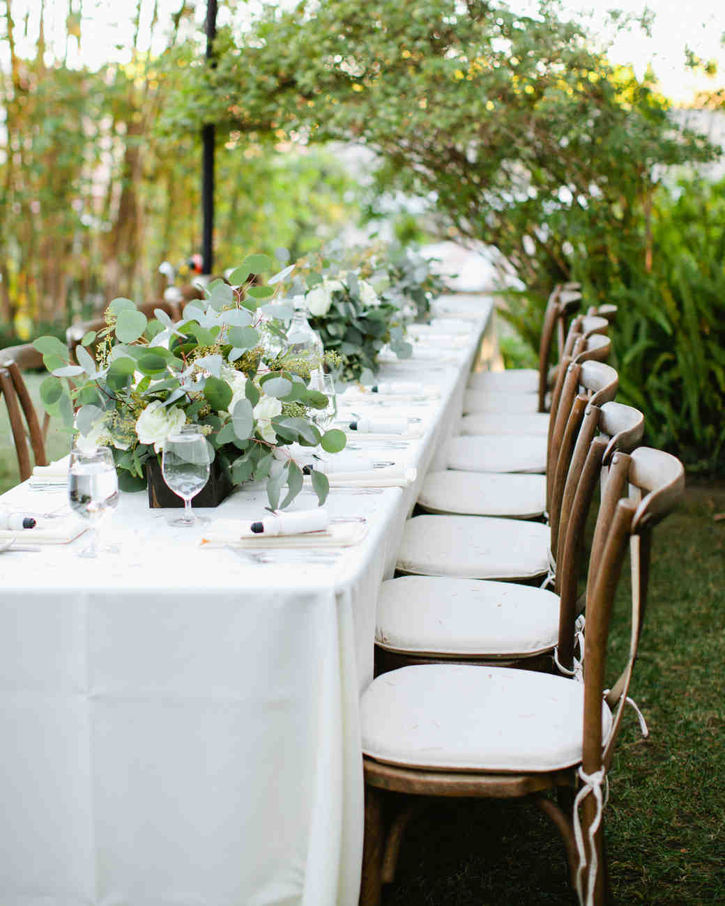 A Romantic Fall Wedding in Los Angeles | Martha Stewart Weddings