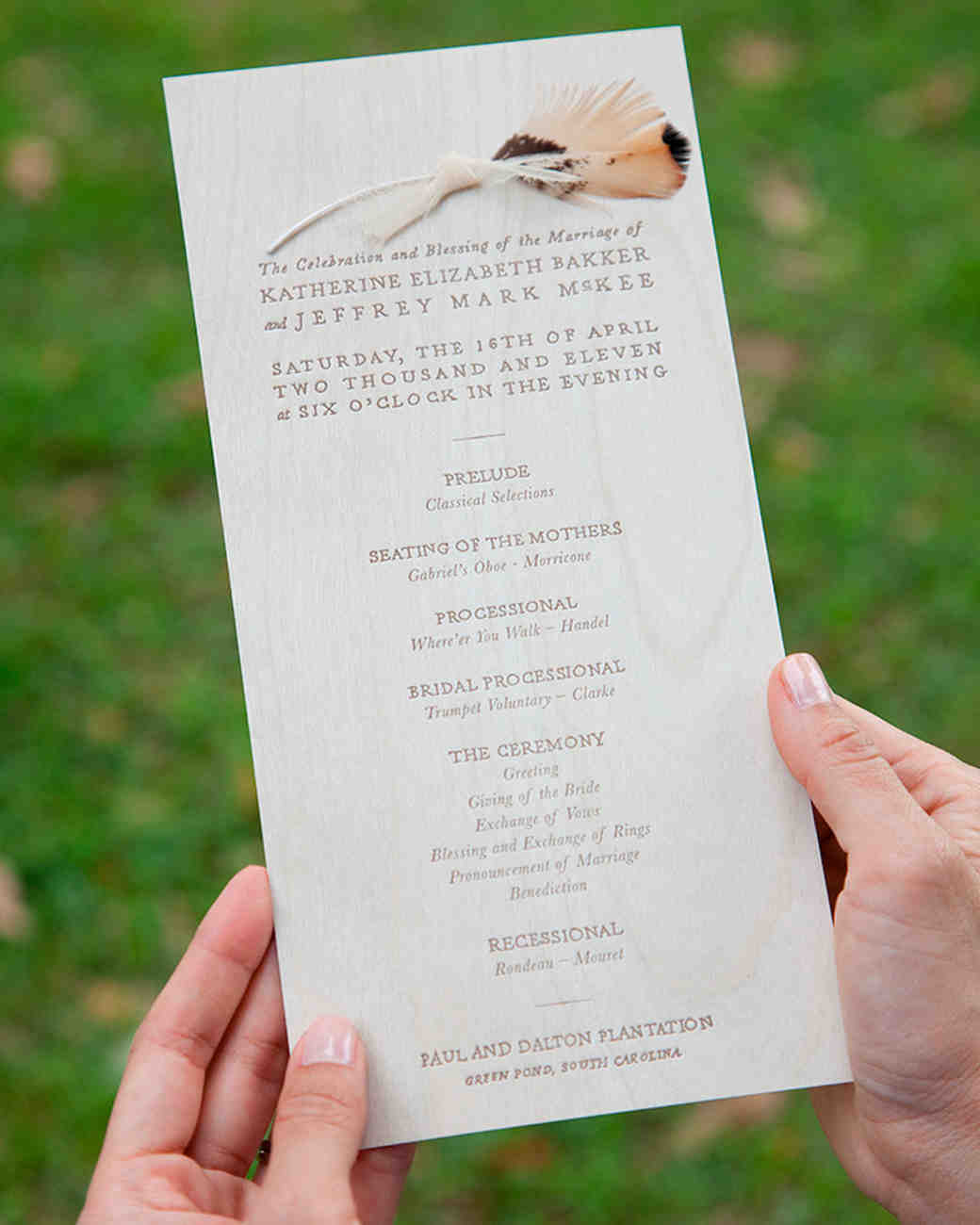 11 Unexpected Wedding Ceremony Readings For Your Big Day Martha