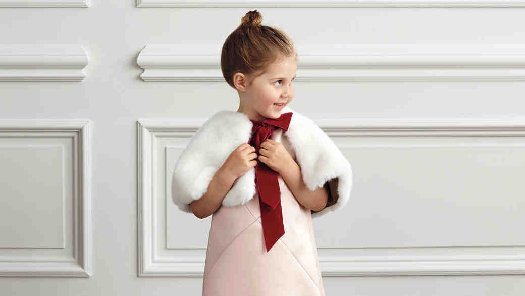 Keep Your Flower Girl Cozy and Cute with a DIY Shrug