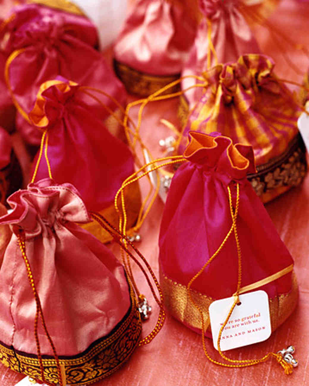 Indian Wedding Favours South Africa | MyDrLynx