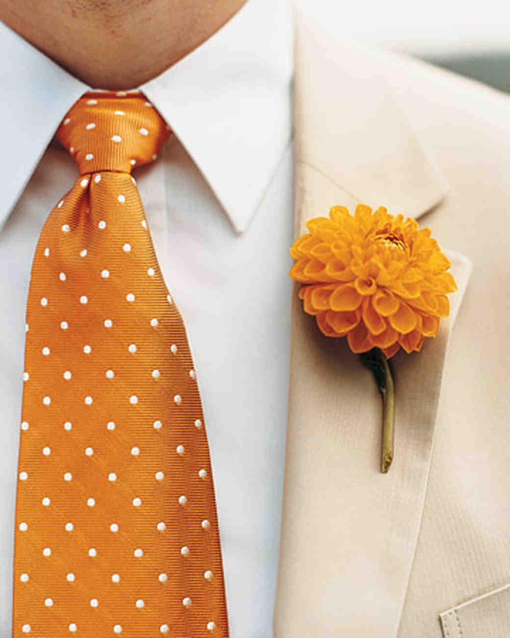 Yellow and Orange Wedding Flowers | Martha Stewart Weddings