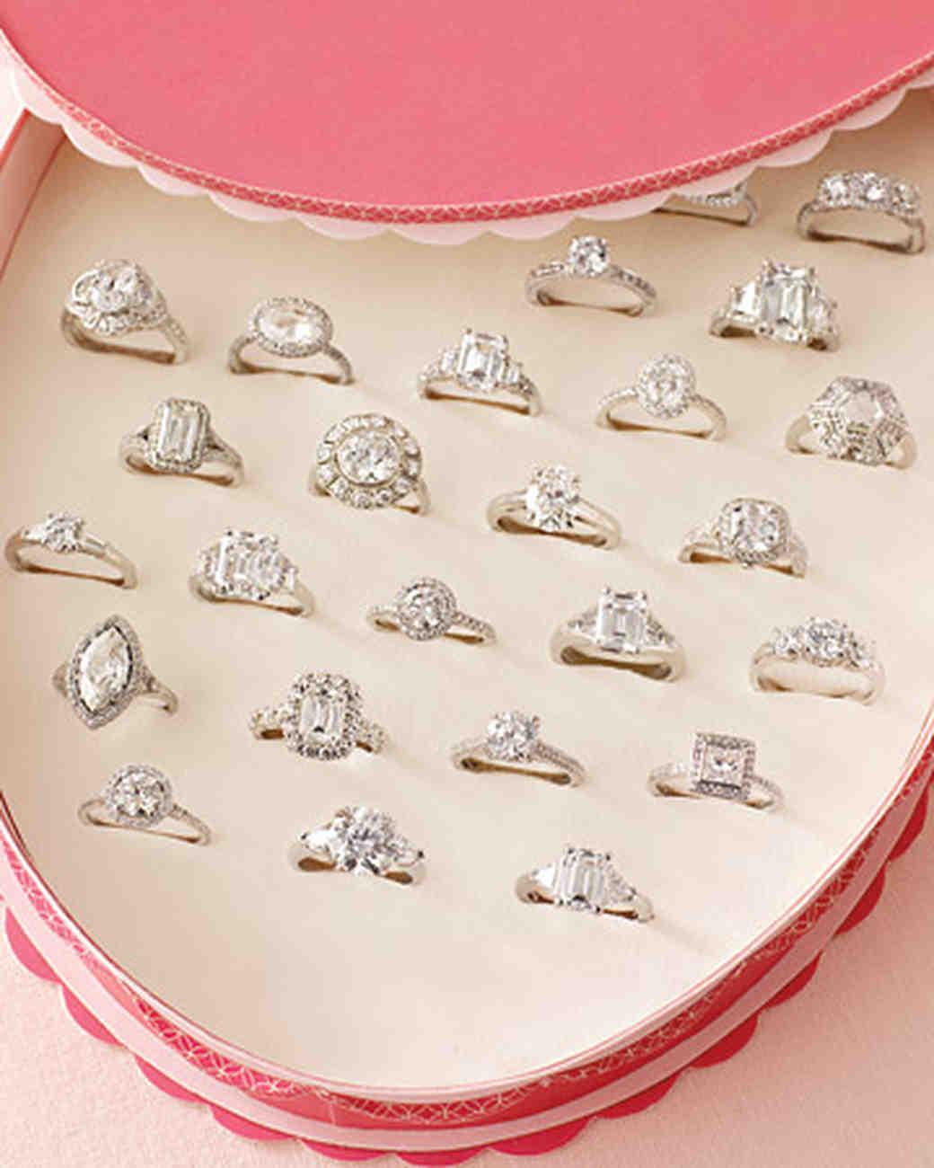 box of rings
