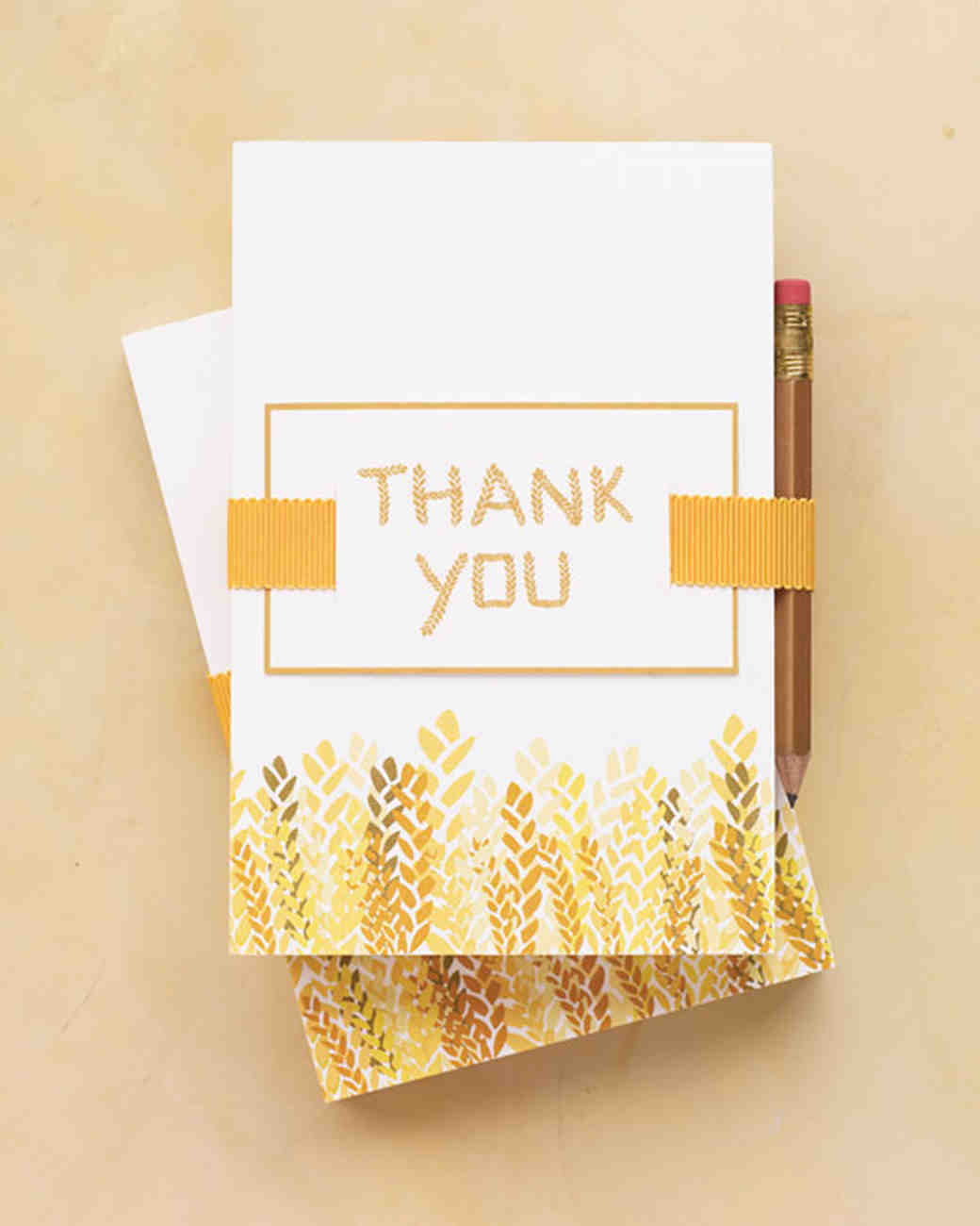 what to write on wedding thank you cards