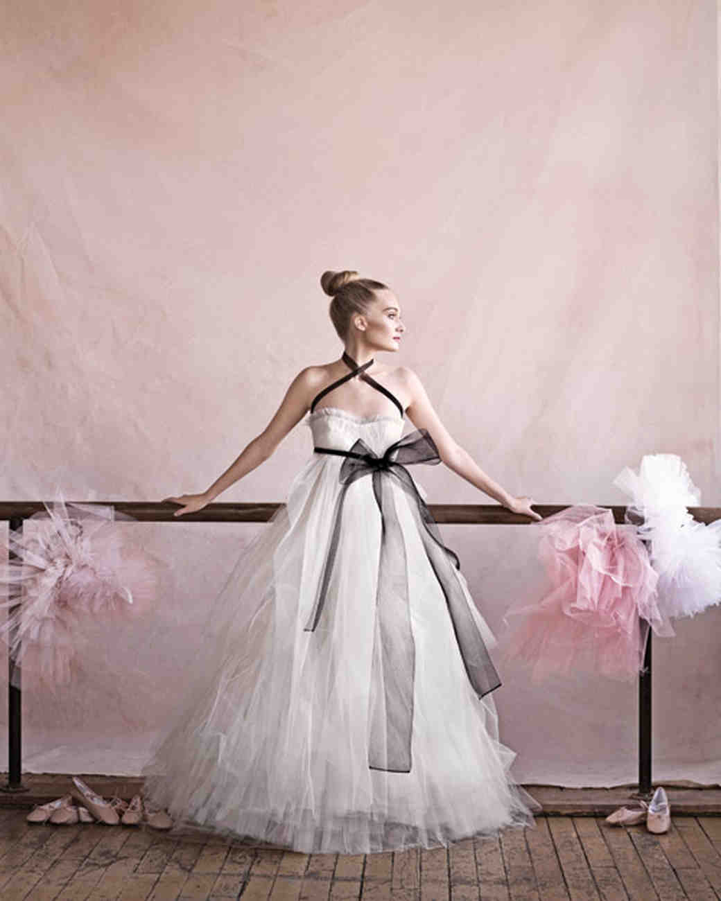 b49c30793f Ballet-Inspired Bridal Fashion