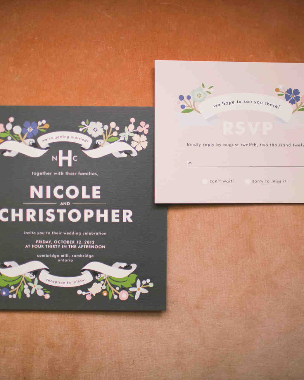 A vintage and whimsical black and gold destination wedding in illustrated invites magicingreecefo Images