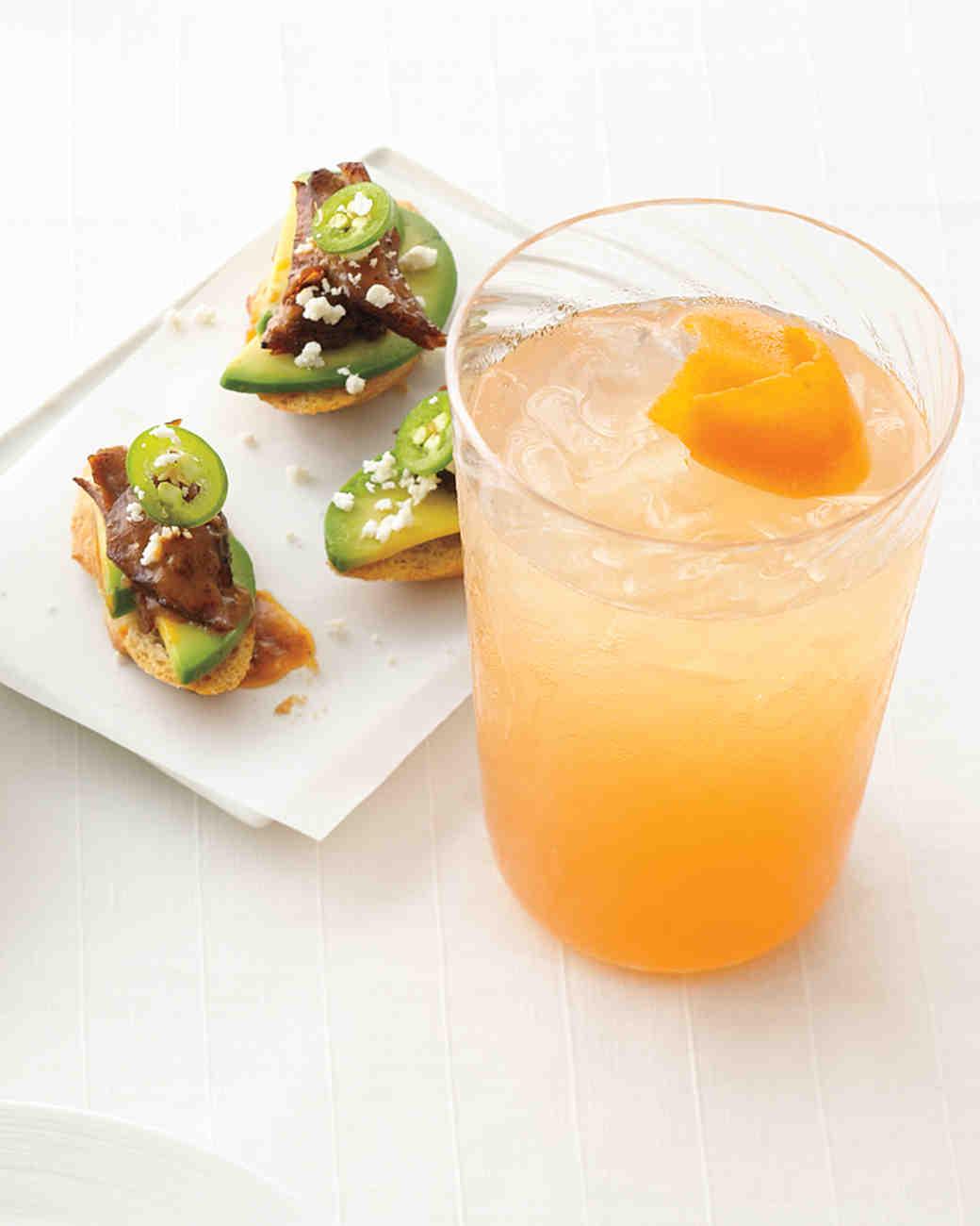 Wedding Cocktail-Hour Recipes