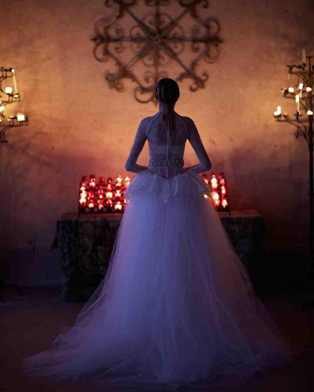 Vera Wang Spring 2017 Wedding Dress Collection | Martha Stewart Weddings