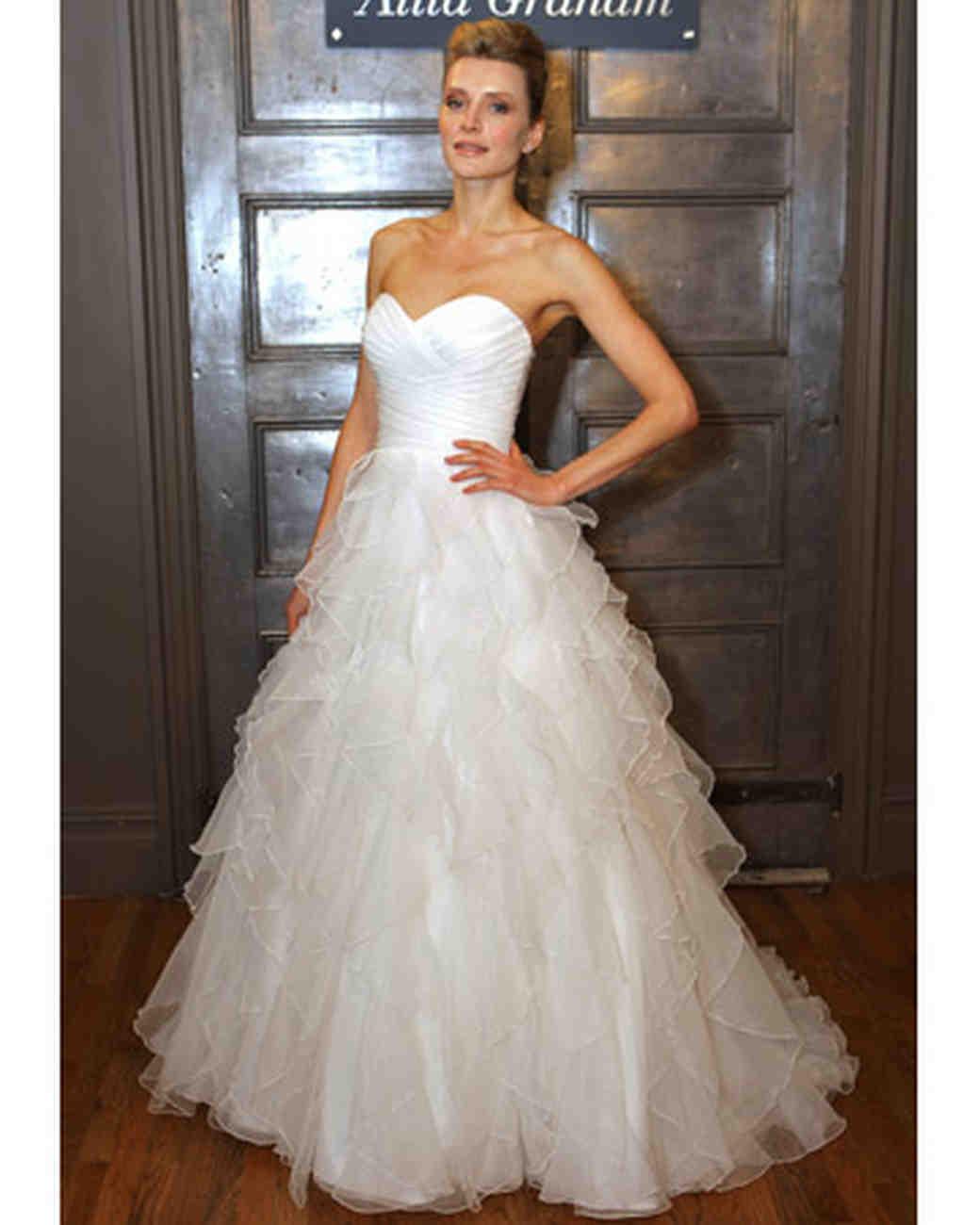 Alita Graham Wedding Dresses – Fashion dresses