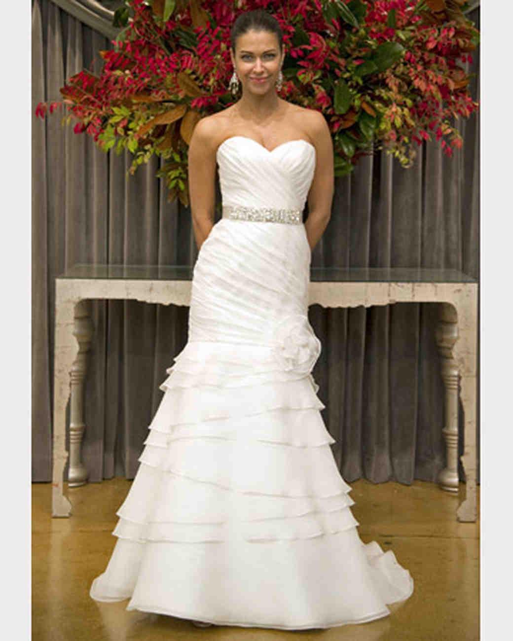 51936a255b9 Mermaid Trumpet Wedding Dresses 2011 - Data Dynamic AG