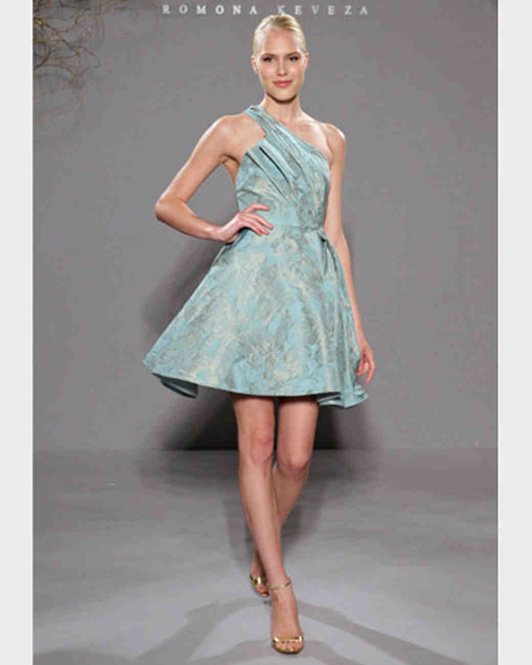 Legends by Romona Keveza, Fall 2011 Bridesmaid Collection | Martha ...