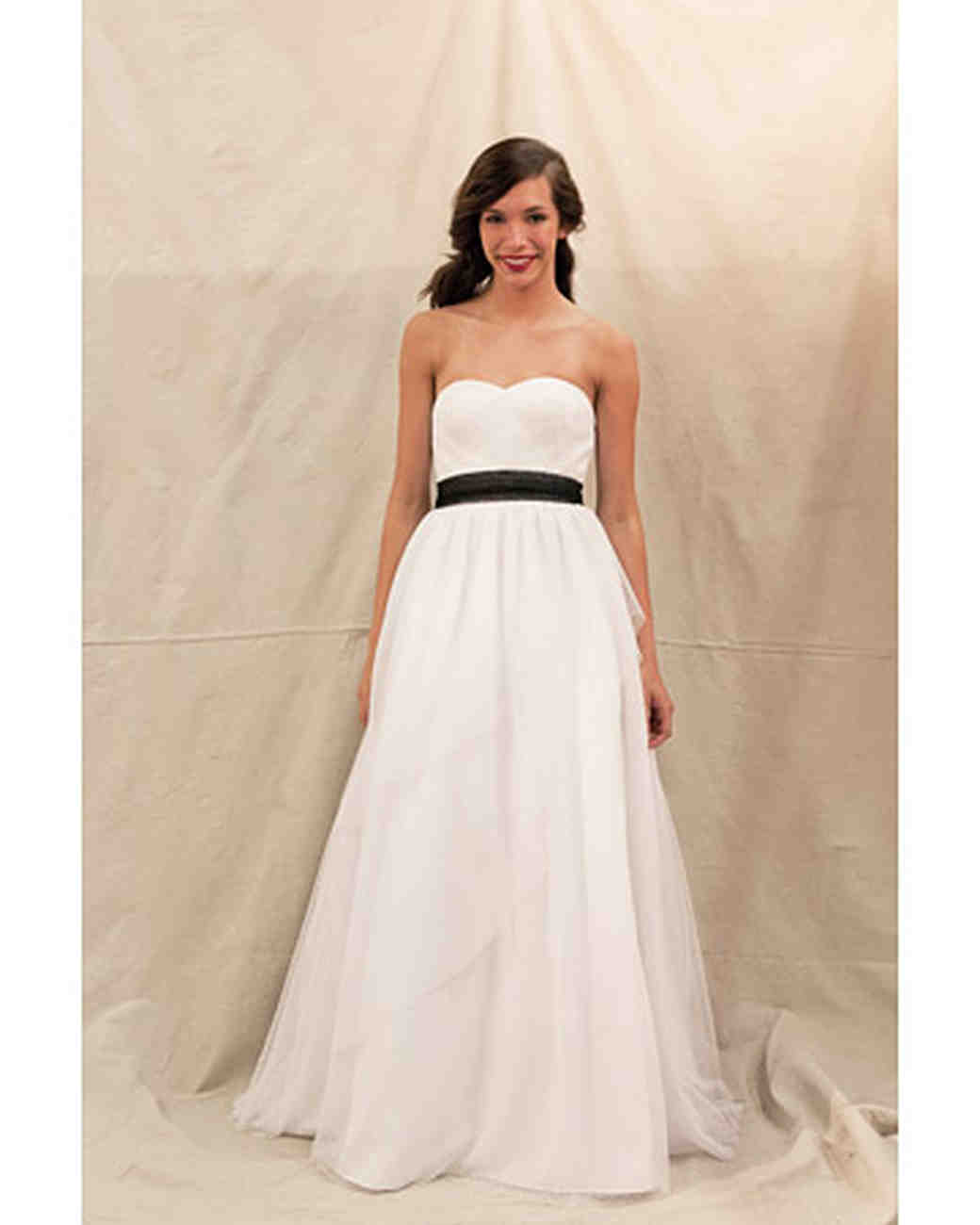 Black Wedding Dresses 2012