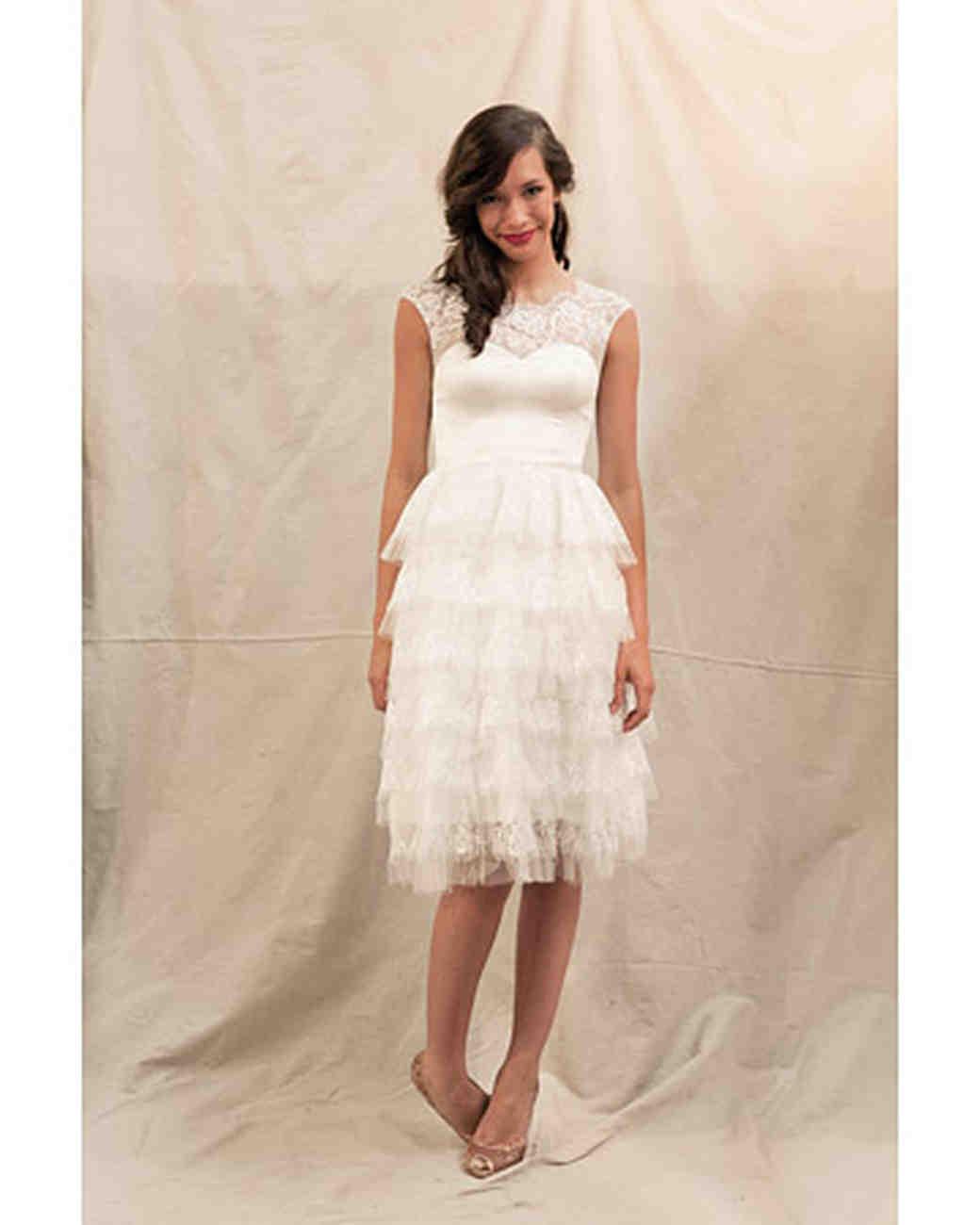 Modern Lace Wedding Dresses from Spring 2012 Bridal Fashion Week ...