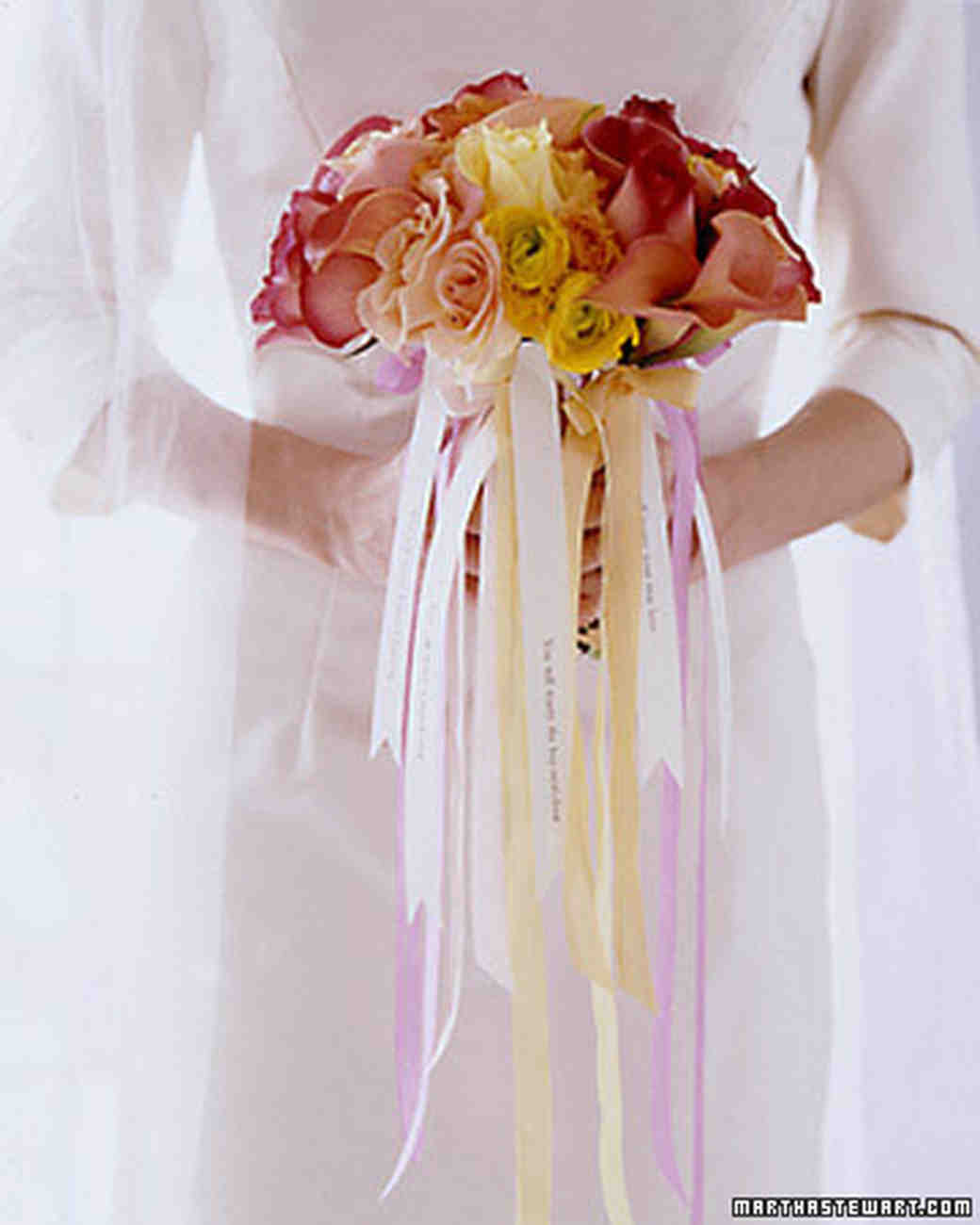 Lily Bouquets | Martha Stewart Weddings