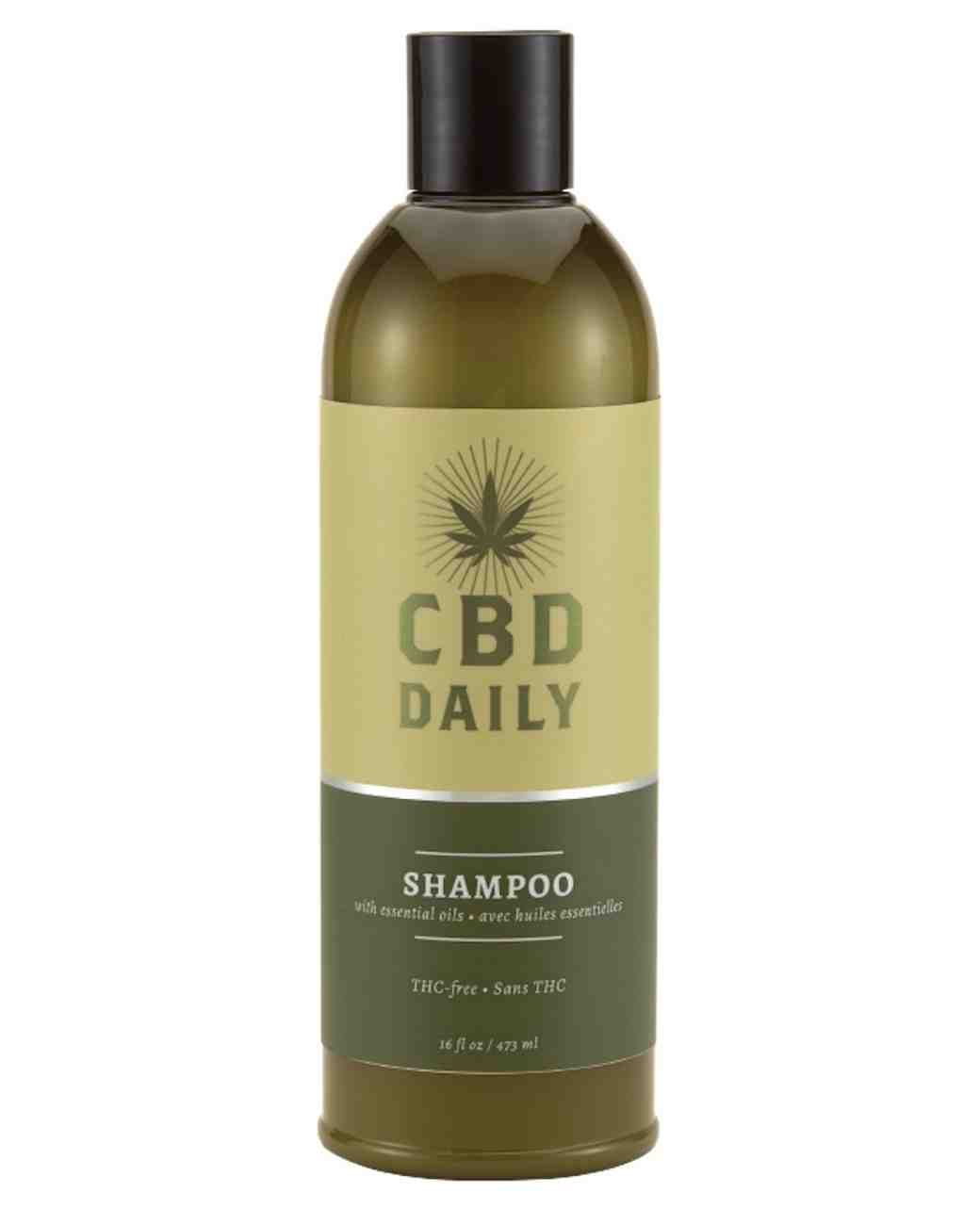 cbd beauty daily shampoo