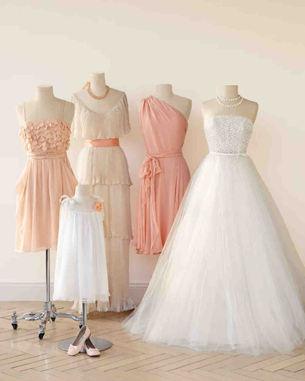 Peaches And Cream Is A Wedding Color Combination That Gloriously Memorable