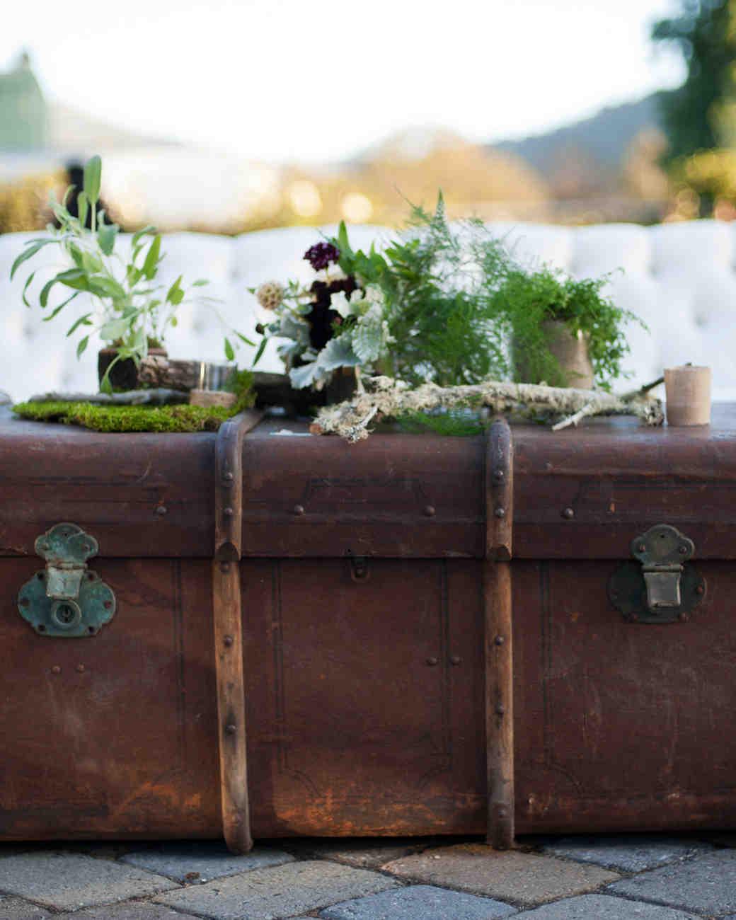 A Garden-Inspired Outdoor Destination Wedding In