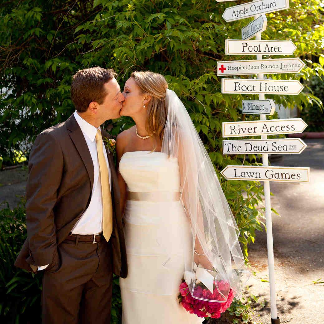 Destination Wedding: Laura and Dustin, Guerneville, California