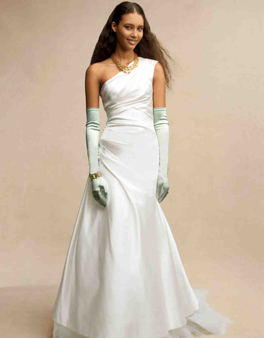 Personalized Wedding Dresses Martha Stewart Weddings