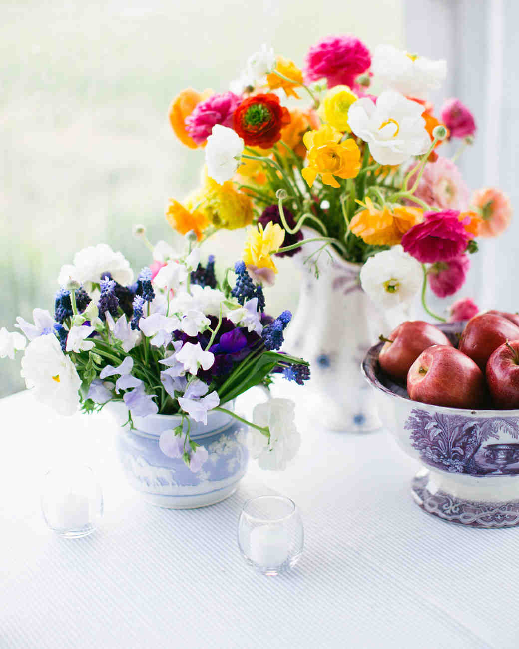 Wedding Flower Center Pieces: 36 Simple Wedding Centerpieces