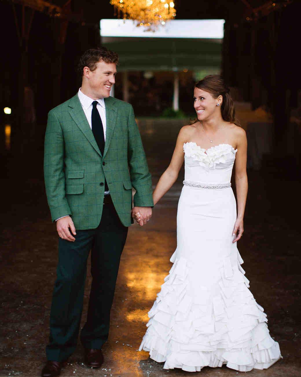 Wedding dress etiquette