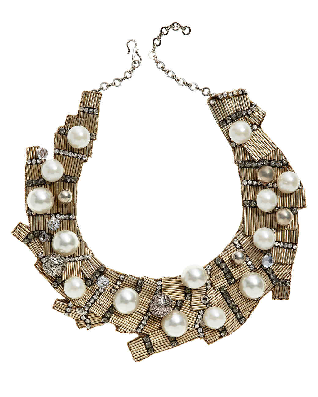 Wedding Costume Jewelry Martha Stewart Weddings