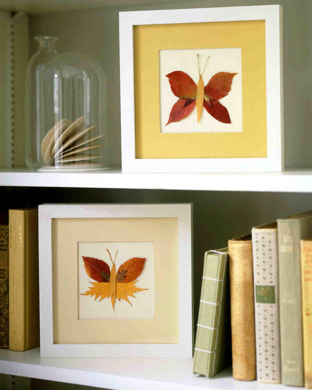 DIY Bird and Butterfly Decorations | Martha Stewart Weddings